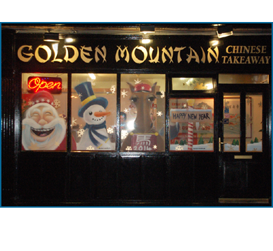 Golden Mountain Galway